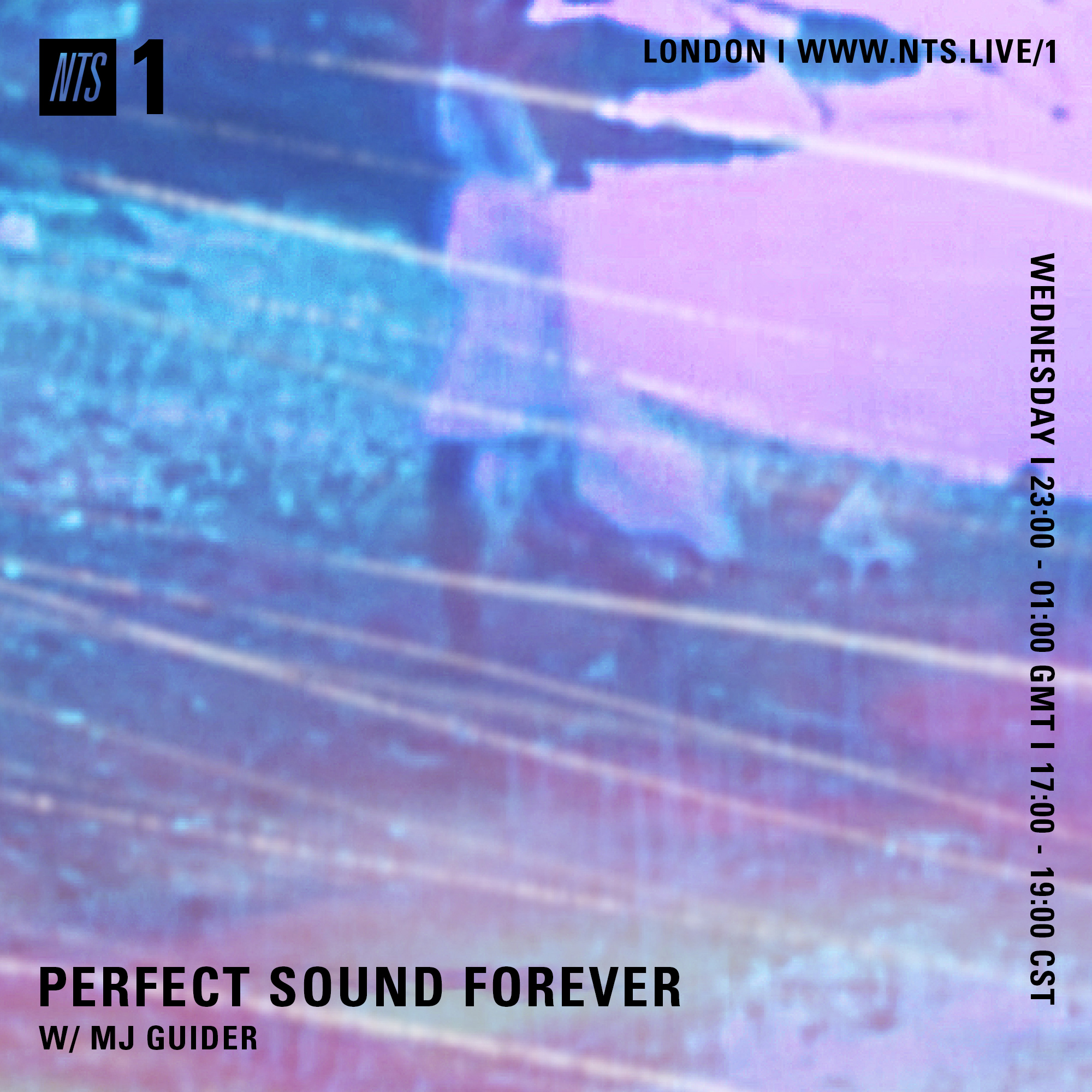 NTS Perfect Sound Forever with MJ Guider